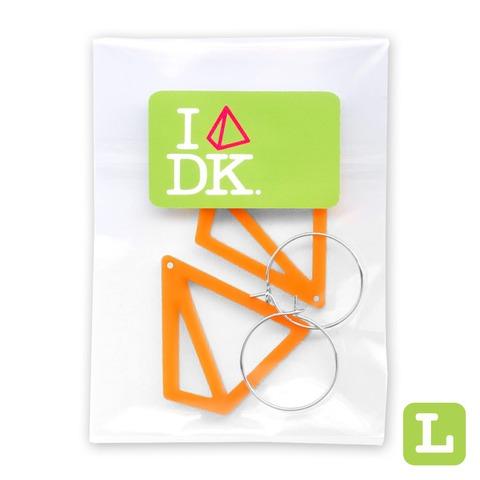 I Love Tetra von Deichkind - Ohrringe jetzt im Deichkind Shop