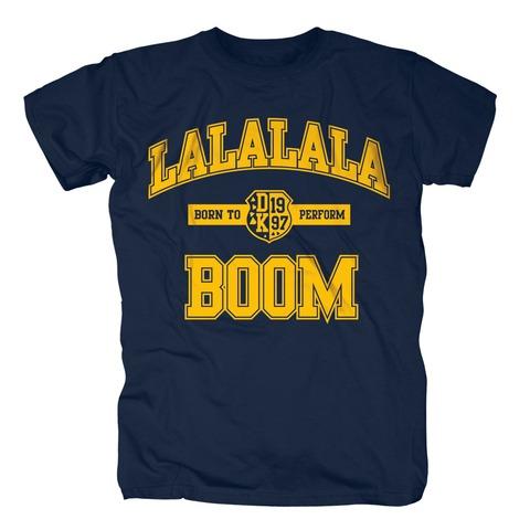 √LaLaLaLa Boom von Deichkind - T-Shirt jetzt im Deichkind Shop