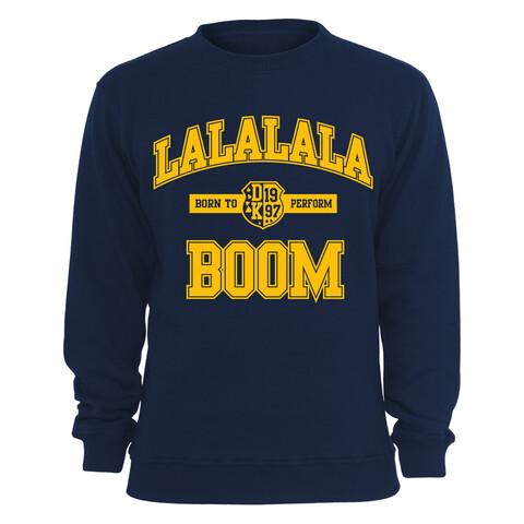 √LaLaLaLa Boom von Deichkind - Sweatshirt jetzt im Deichkind Shop