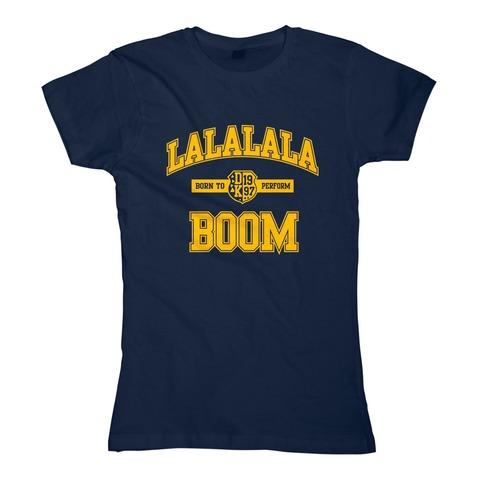 √LaLaLaLa Boom von Deichkind - Girlie Shirt jetzt im Deichkind Shop