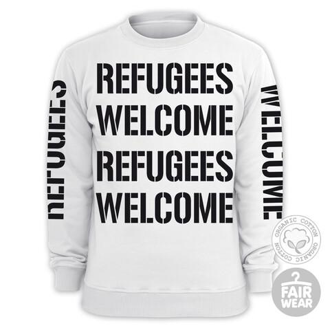 √Refugees Welcome von Deichkind - Sweater jetzt im Deichkind Shop