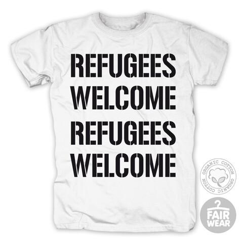 √Refugees Welcome von Deichkind - T-Shirt jetzt im Deichkind Shop