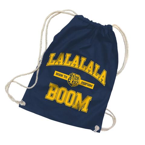 √LaLaLaLa Boom von Deichkind - Rucksack/Turnbeutel jetzt im Deichkind Shop