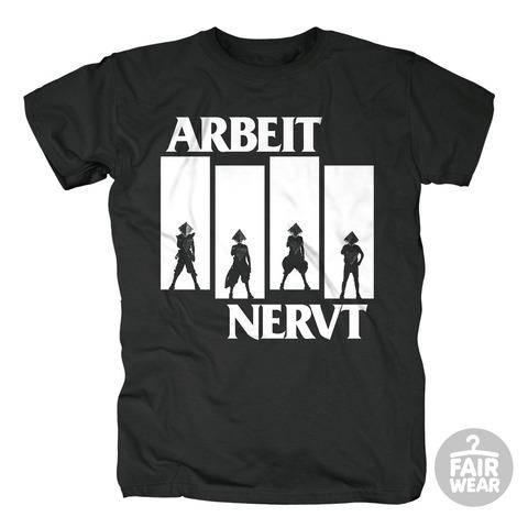 √Arbeit nervt von Deichkind - T-Shirt jetzt im Deichkind Shop
