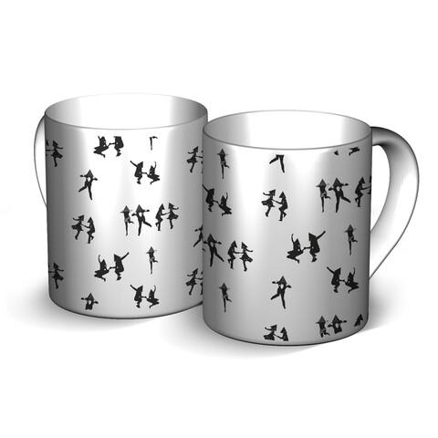 √Tetraeder Swingers von Deichkind - Mug jetzt im Deichkind Shop