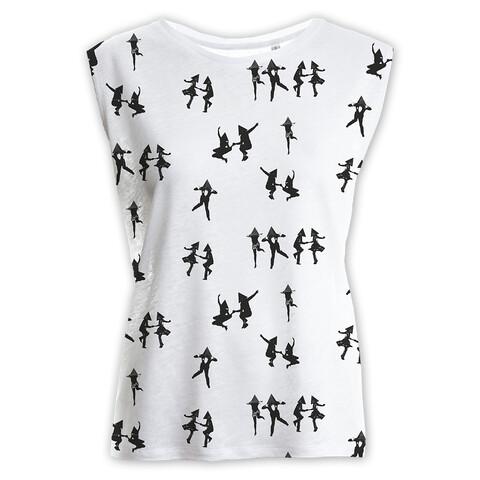 √Tetraeder Swingers von Deichkind - Girlie Shirt jetzt im Deichkind Shop