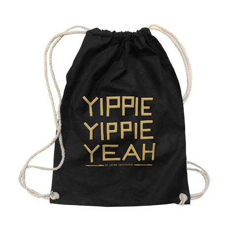 √Yippie Yippie Yeah Gold von Deichkind - Gym Bag jetzt im Deichkind Shop
