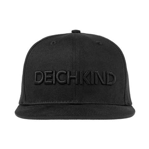 √Schriftzug von Deichkind - Snap Back Cap jetzt im Deichkind Shop