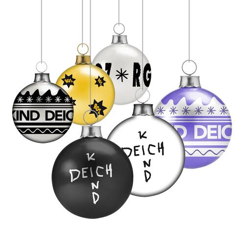 Richtig Gute von Deichkind - Weihnachtskugeln 6-er Set jetzt im Deichkind Shop