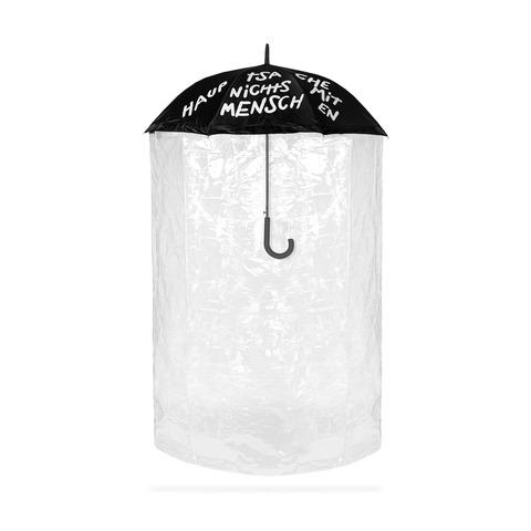 √Hauptsache nichts mit Menschen Abstands-Schirm von Deichkind - Umbrella jetzt im Deichkind Shop