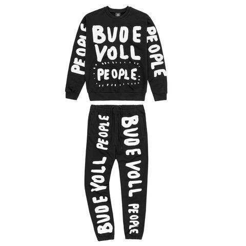 √Bude Voll People von Deichkind - Jogging suit jetzt im Deichkind Shop